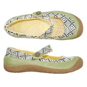 Keen Grippy Harvest Mary Jane Sport Walking Sandal
